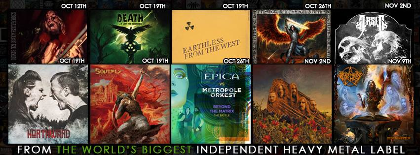 """Nuclear Blast is an """"independent"""" record label"""
