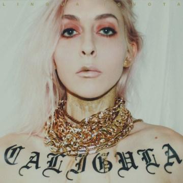LINGUA IGNOTA CALIGULA album cover