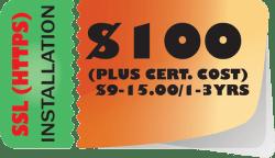 SSL Price Tag