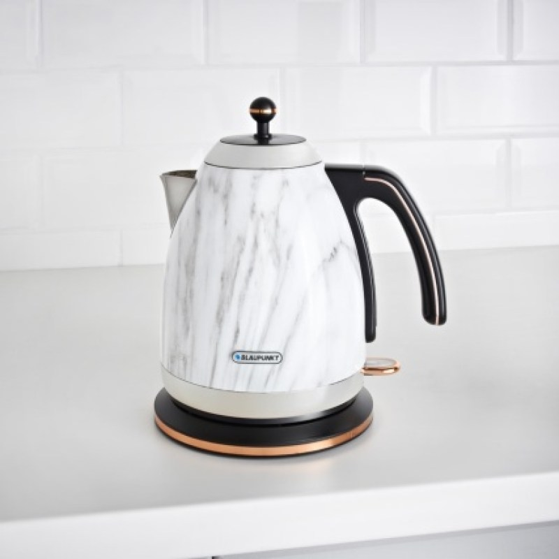 Marble kettle by Blaupunkt