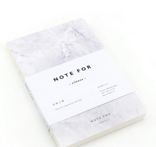 Marble notebook by Callicrafty