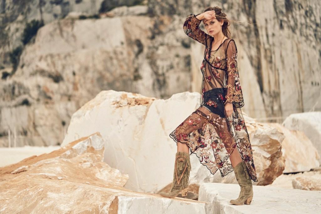 "EL VAQUERO spring / summer 2019 ""New Kind of Desert"""