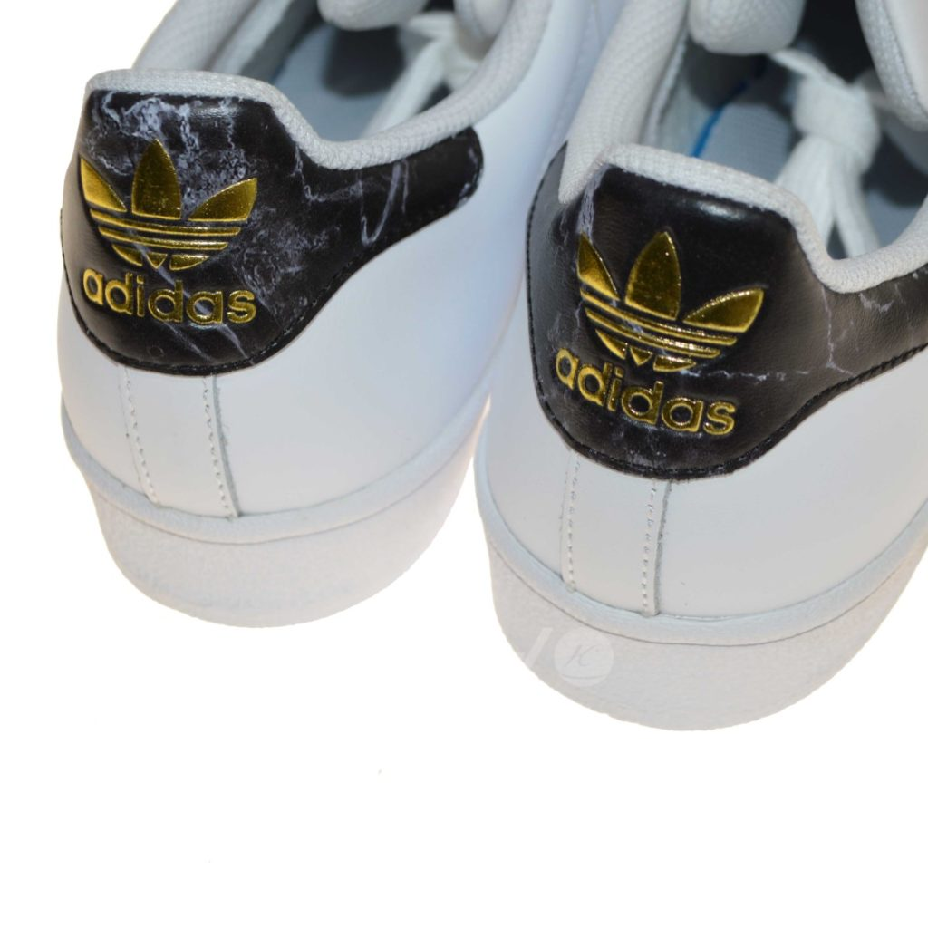 Adidas adds marble to its iconic sneakers!