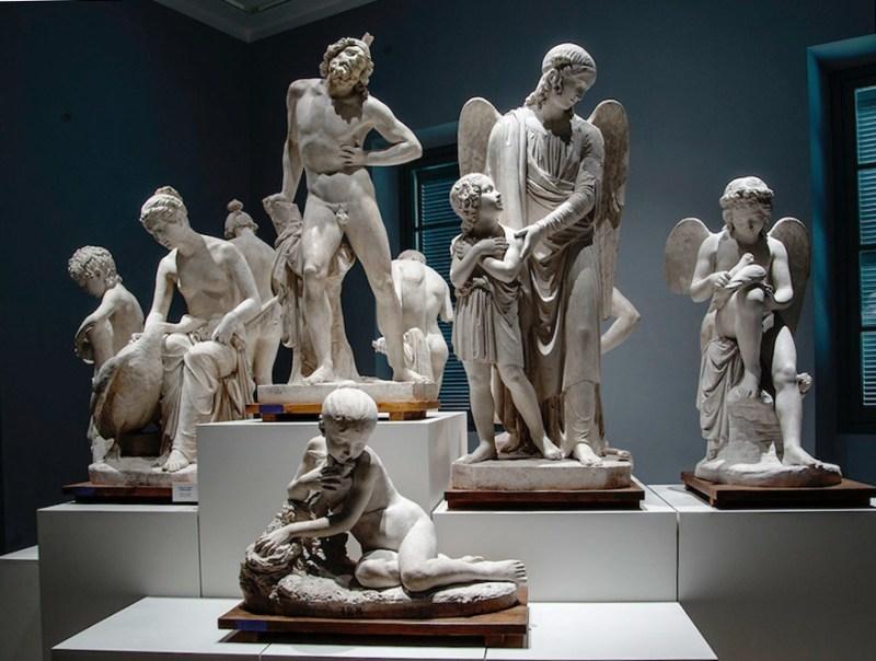 CARMI - Museo di Carrara e Michelangelo - Villa Fabbricotti, Parco della Padula, Carrara