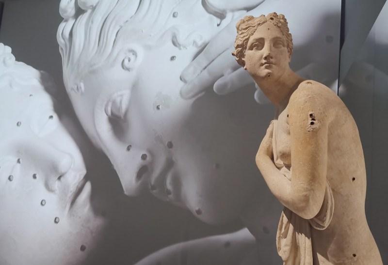 Venus and the graces. Canova - the journey to Carrara