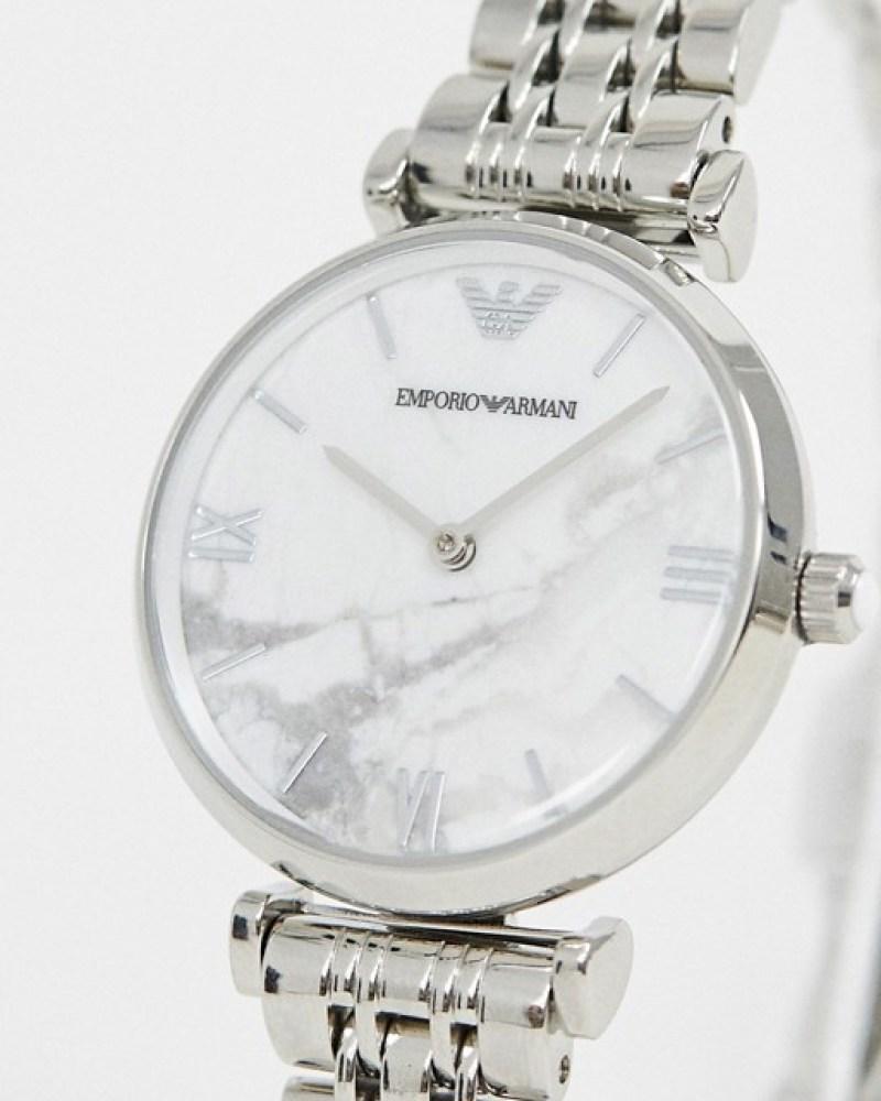 Armani marble watch