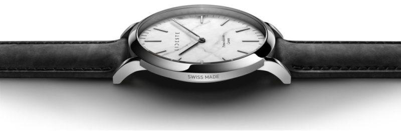 Lideste Carrara marble watch