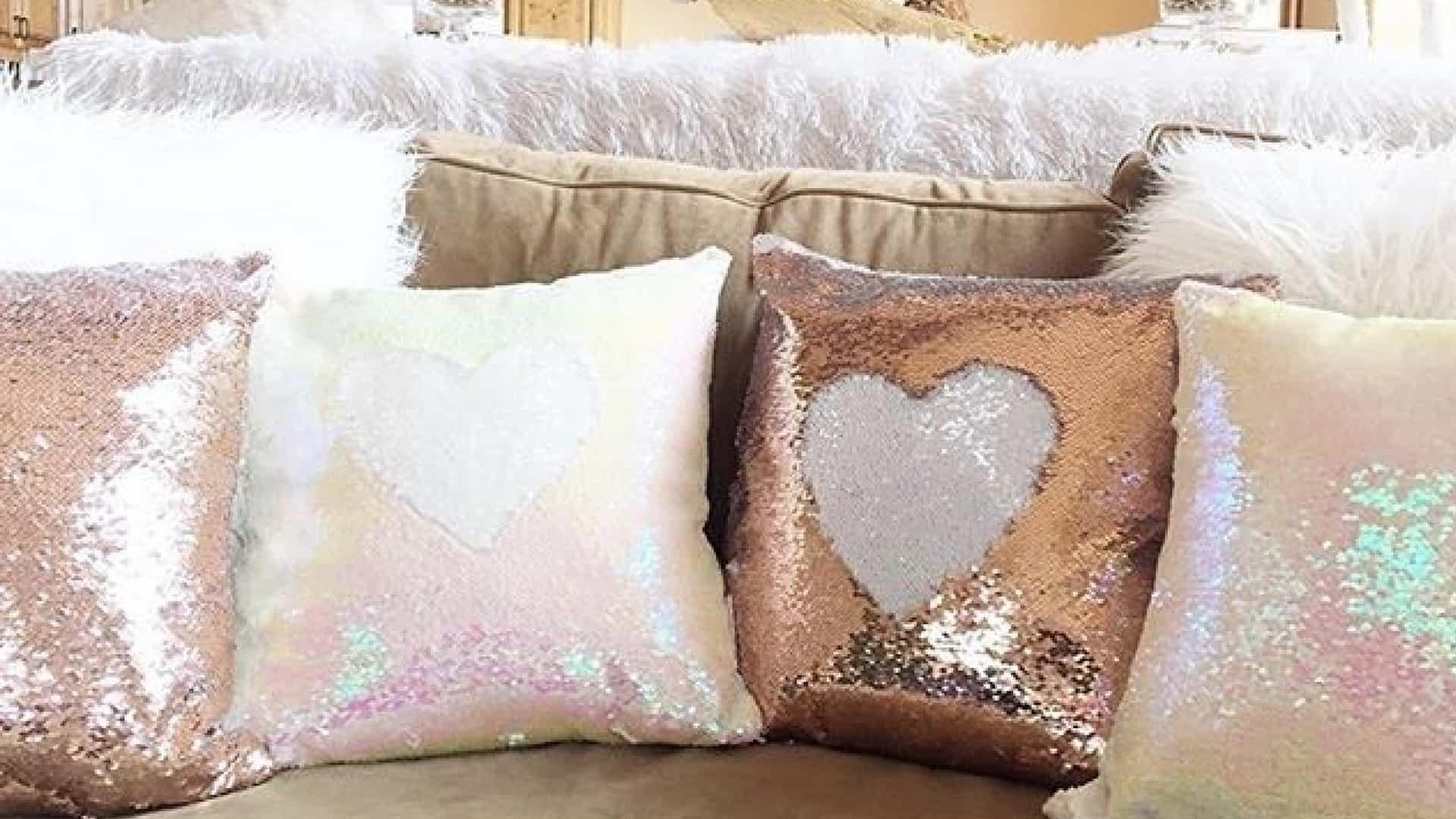 mermaid pillow take my money