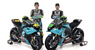 MotoGP PHOTOS: Petronas SRT unveil 2021 livery and Valentino Rossi
