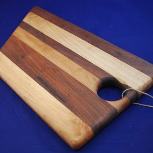 Cutting Board- Mixed Hardwoods
