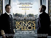 The King's Speech: A nonfiction film takes best picture