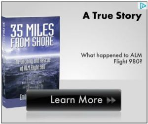 35 Miles From Shore display ad