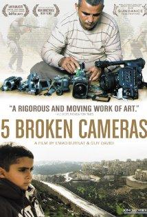 Review of Five Broken Cameras