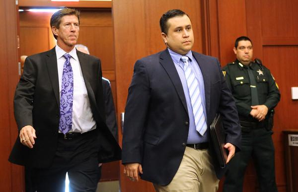 The real story behind the George Zimmerman trial