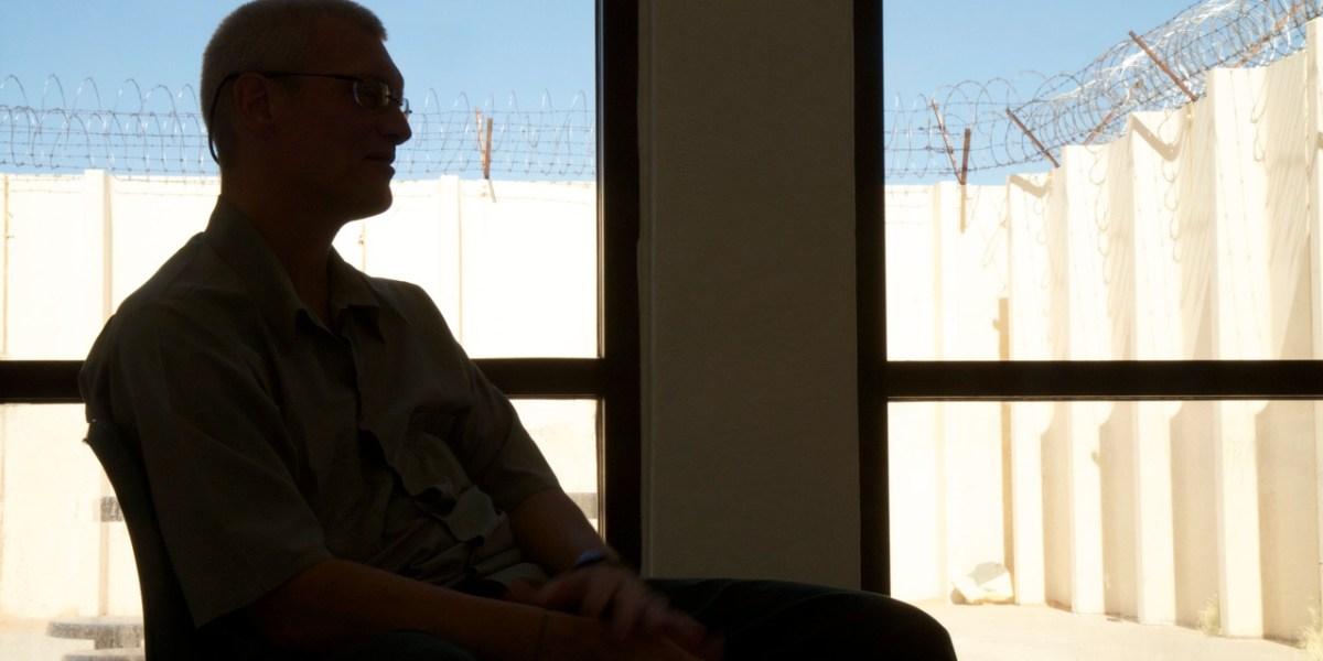 Florida's inhumane treatment of Mark DeFriest
