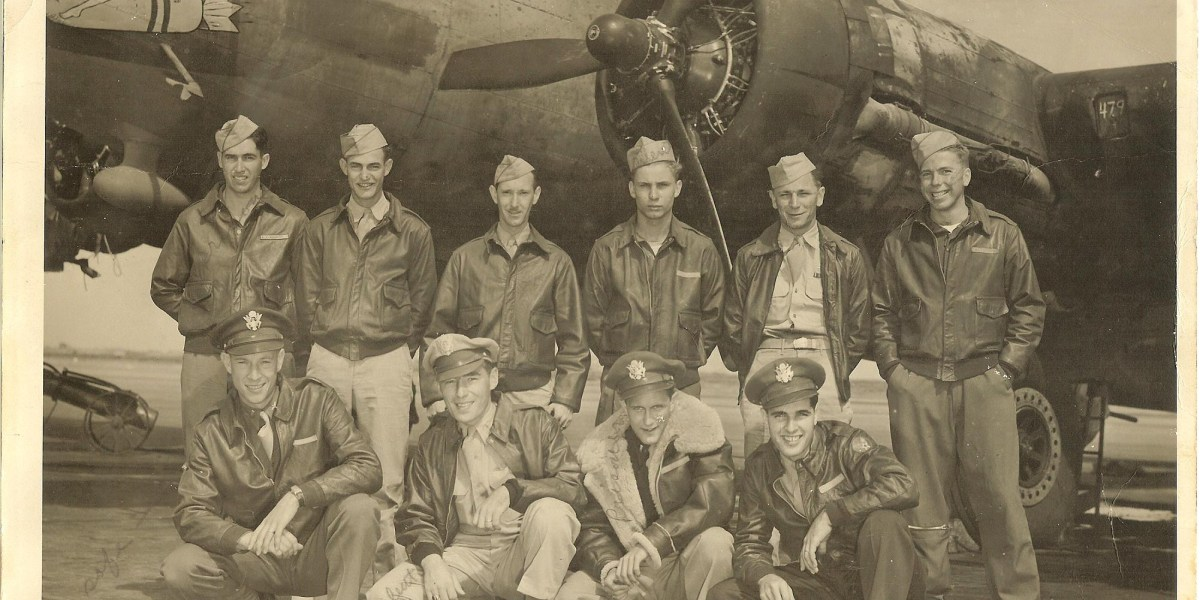 Living, dying, and surviving life aboard a B-17