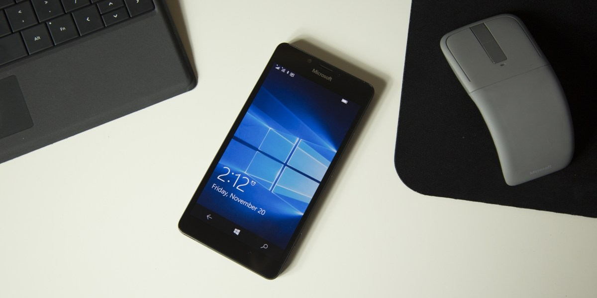 In defense of the Windows phone