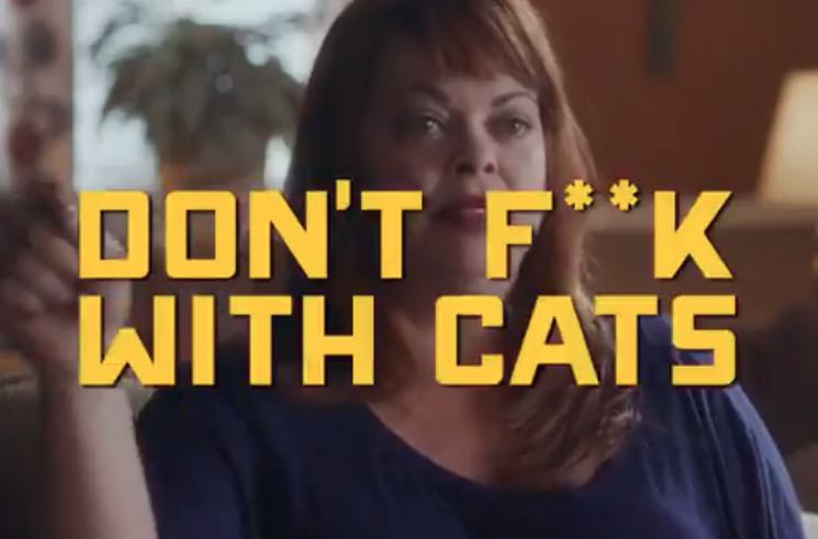 Review of Don't F**K With Cats