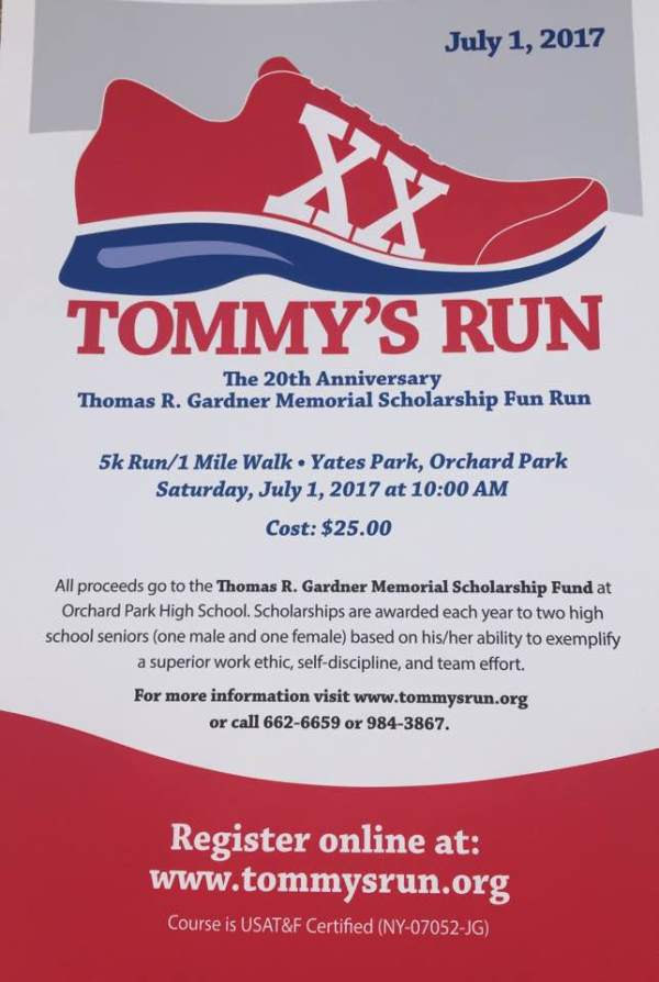 Tommy's Run