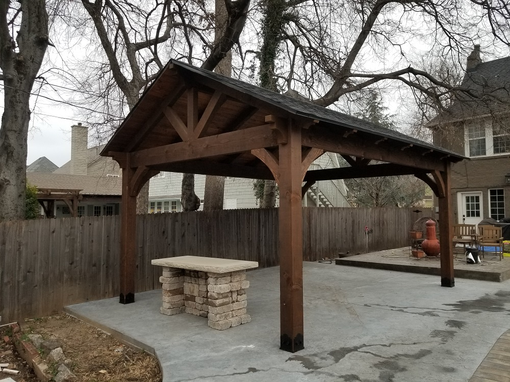 Pavilions Everything Outdoors Pergolas And Pavilions