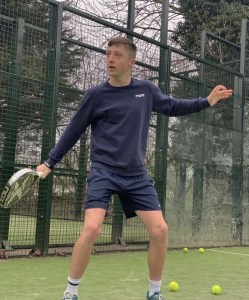 padel has helped young people