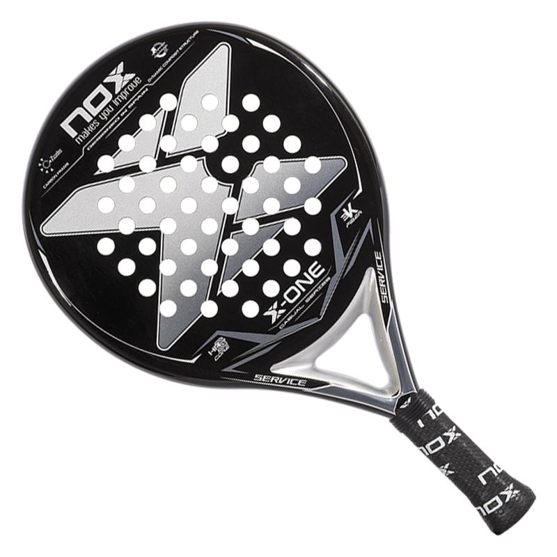 nox x one padel racket