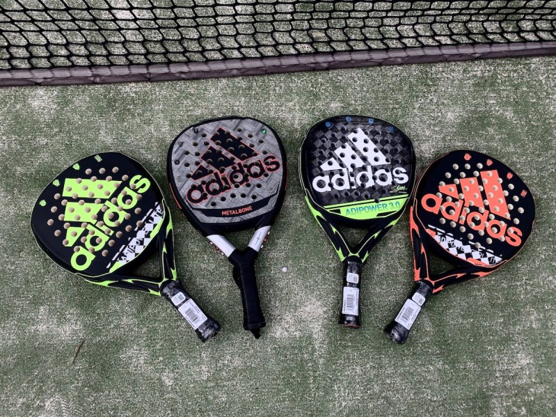 how to test a padel racket