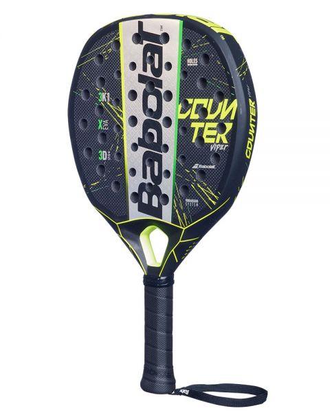 babolat counter viper padel racket
