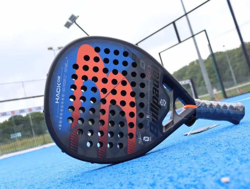 best padel racket for power