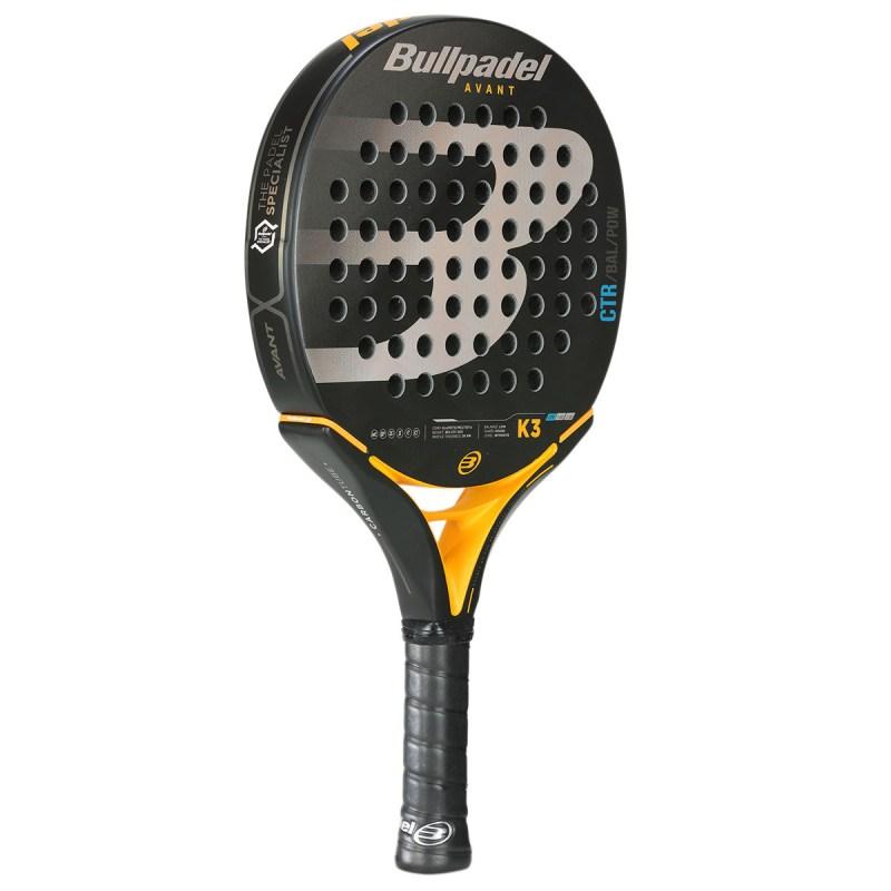 bullpadel k3 avant padel racket