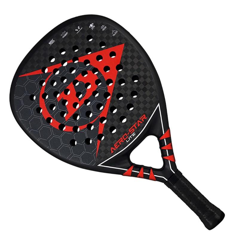 dunlop aero star lite padel racket