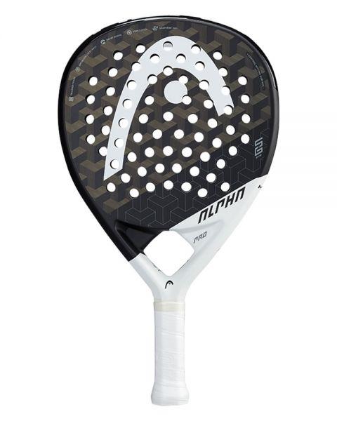 head alpha pro padel racket