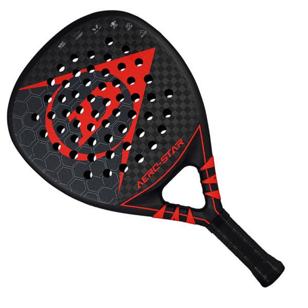 dunlop aero star padel racket
