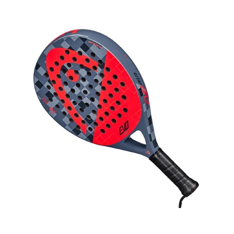 head evo delta padel racket