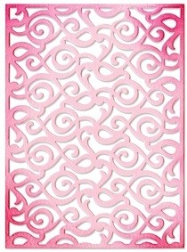 Thinlits Lace Pattern Card