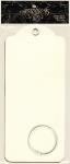 Large Ivory Tag