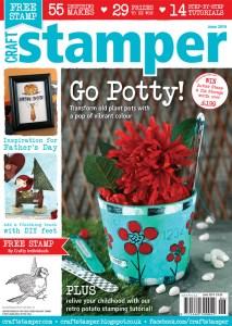 Craft Stamper June 2014
