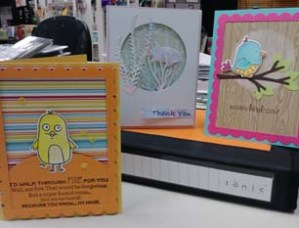 Cute Cards with Michelle @ Everything Scrapbook & Stamps | Lake Worth | Florida | United States