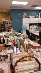 Garage Sale at Everything Scrapbook & Stamps