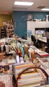 Garage Sale at Everything Scrapbook & Stamps