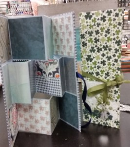 Small Projects featuring Fun Folds Folio @ everything scrapbook & Stamps | Lake Worth | Florida | United States