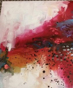 Dina Wakley - Finding Joy in Abstraction @ Everything Scrapbook & Stamps | Lake Worth | Florida | United States