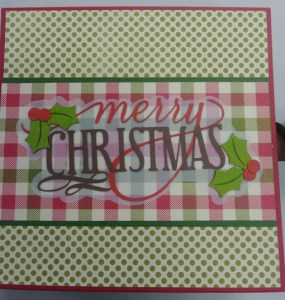 Christmas Star Book @ everything scrapbook & stamps | Lake Worth | Florida | United States