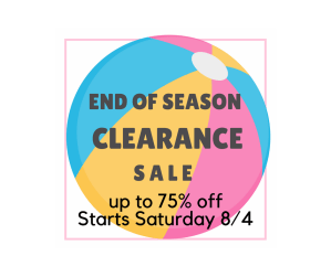 End of Season Clearance Sale @ Everything Scrapbook & Stamps | Lake Worth | Florida | United States