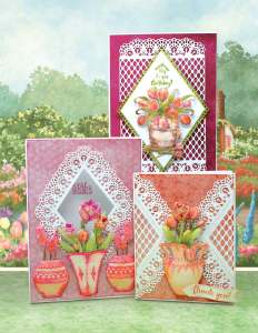 Tulip Time with Emma Lou from Heartfelt Creations @ Everything Scrapbook & Stamps