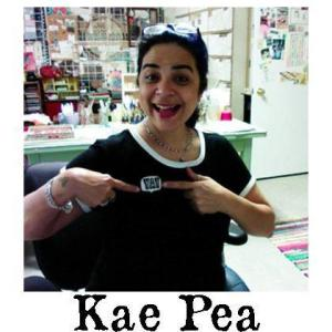 Save the Date - Kae Pea with Rubber Moon