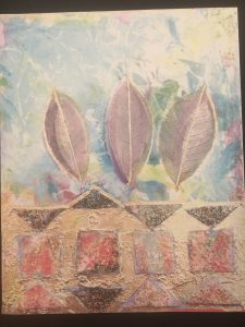 Watercolor with Mike class 2 - Creating Textures in your Art @ Everything Scrapbook & Stamps