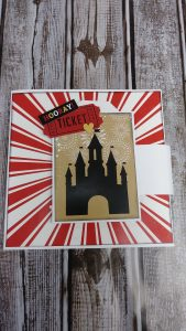 Disney Mini Book Class @ Everything Scrapbook & Stamps