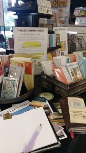 Traveler's Notebook Stamp Caravan event!! @ Everything Scrapbook & Stamps