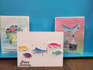 Card Class with Michelle @ Everything Scrapbook & Stamps | Lake Worth | Florida | United States